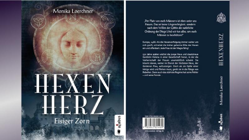 Hexenherz – Eisiger Zorn