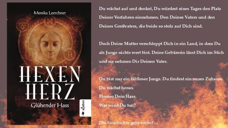 Hexenherz – Glühender Hass