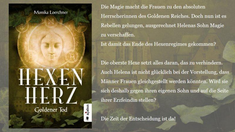 Hexenherz – Goldener Tod